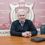 Вице-президент АП РХ Баландин Александр Викторович
